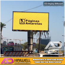 6mx3m completo esterno di SMD colori LED Display Billboard